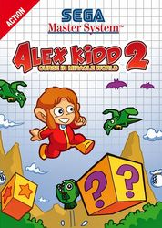 Alex Kidd 2 - Curse In Miracle World