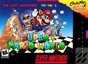 Super Mario World: The Lost Adventure - Episode I (Hack)