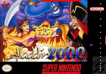 aladdin 2000 super nintendo snes play online download rom retronline. Black Bedroom Furniture Sets. Home Design Ideas