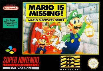 Mario is Missing!